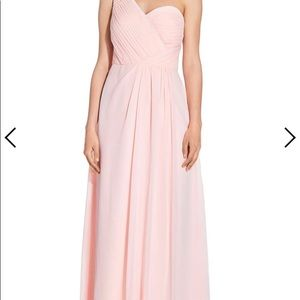 Dove and dahlia weddington way bridesmaid dress